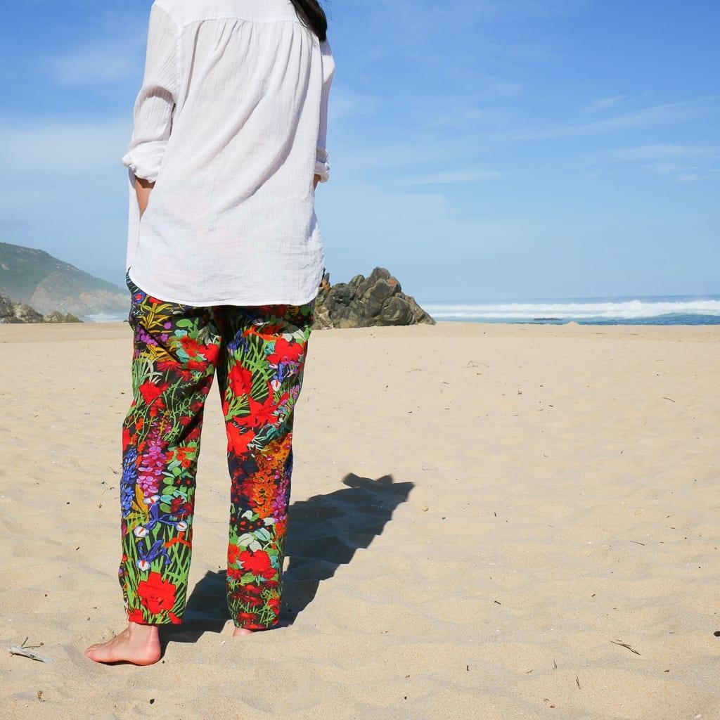 Liberty tana lawn trousers