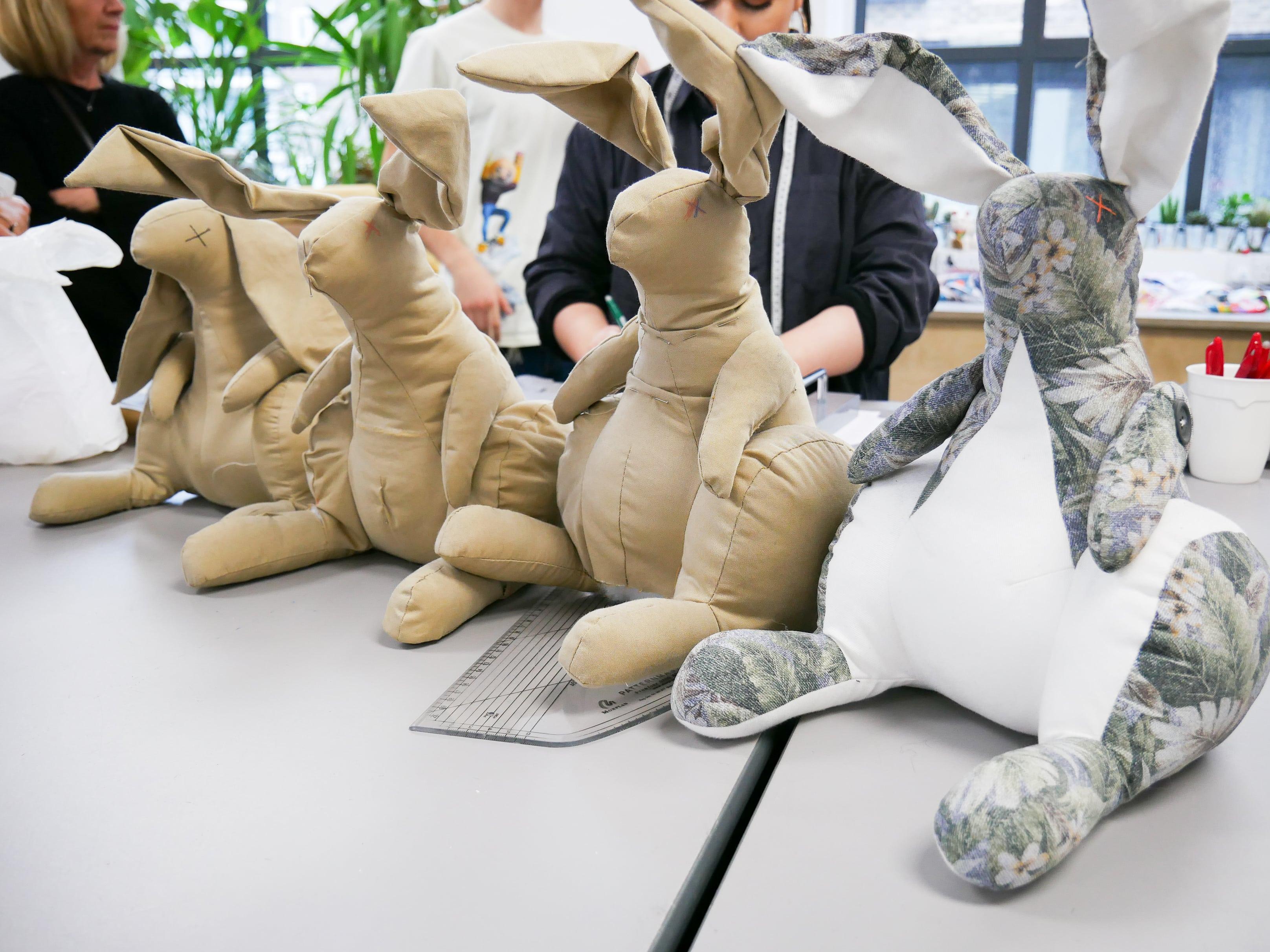 Christopher Raeburn stuffed animals